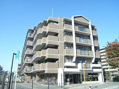 【現地写真】 鉄筋コンクリート造  8階建てマンション♪