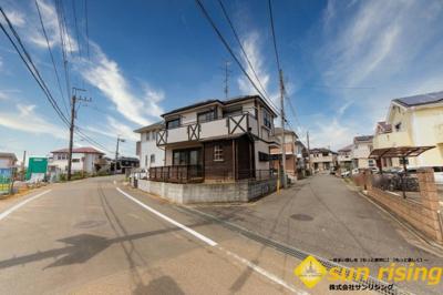 【外観】武蔵村山市神明2丁目 中古一戸建