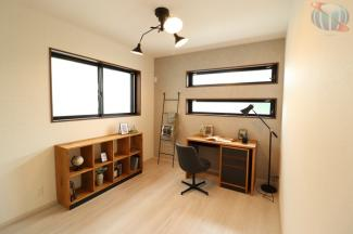 【洋室】 各洋室、室内の温度や湿度の管理ができます♪♪