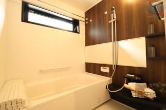 【浴室】 IOT対応!外出先からスマホでお湯はりの操作が可能!