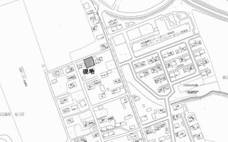 【地図】留辺蘂町旭3区 売土地