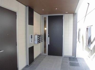 【エントランス】ペーシェ・スシーナ吾妻橋