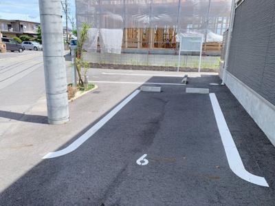 【駐車場】レインボーヒルズ矢作