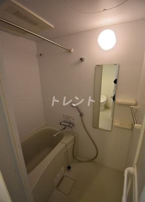 【浴室】オアーゼ芝浦レジデンス