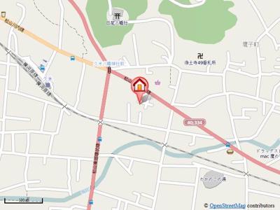 【地図】G-R・