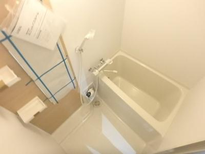【浴室】エルザビル香春口45