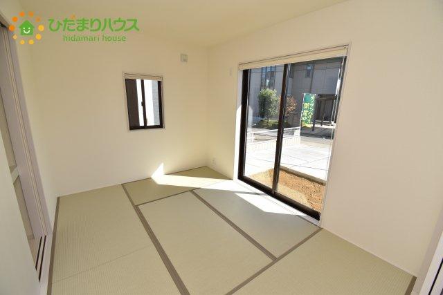 【和室】鴻巣市箕田 新築一戸建て リーブルガーデン 05