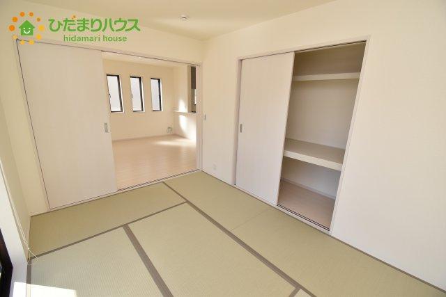 【内装】鴻巣市箕田 新築一戸建て リーブルガーデン 05