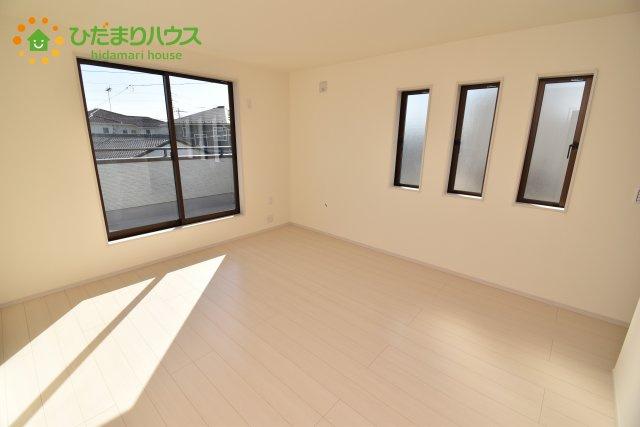 【寝室】鴻巣市箕田 新築一戸建て リーブルガーデン 05