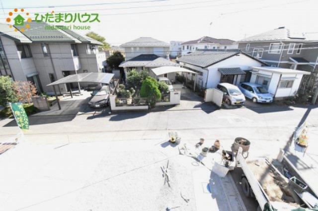 【展望】鴻巣市箕田 新築一戸建て リーブルガーデン 05