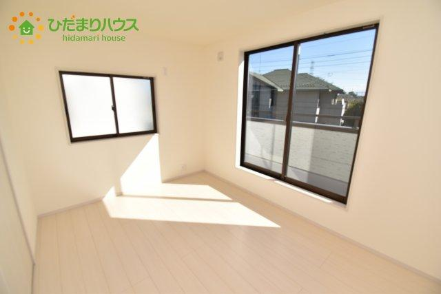 【子供部屋】鴻巣市箕田 新築一戸建て リーブルガーデン 05