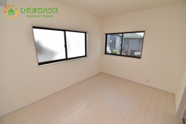 【洋室】鴻巣市箕田 新築一戸建て リーブルガーデン 05