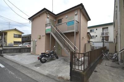 「三ッ沢上町駅徒歩7分です」