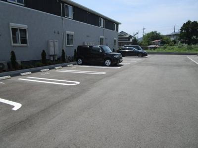 【駐車場】ザ カルムスペース ササヤマ2