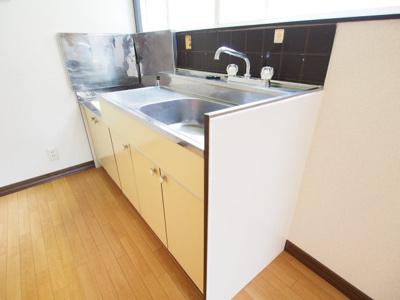 【キッチン】ピアパレス登戸Ⅱ