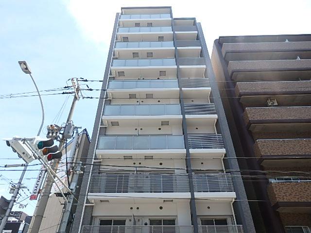 【外観】TOYOTOMI STAY PREMIUM ナンバ桜川