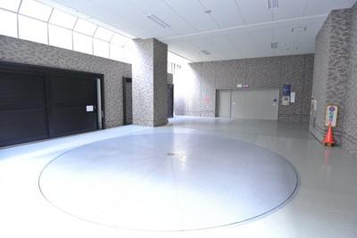 【駐車場】リーガルタワー大阪
