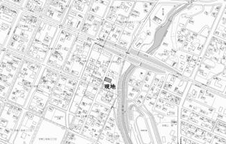 【地図】美幌町字東三条南1丁目 売土地