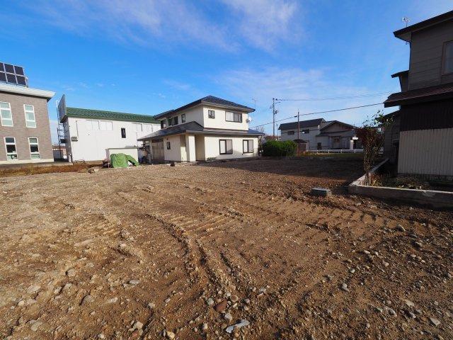 大仙市神宮寺の広々177坪の土地物件 解体更地渡し
