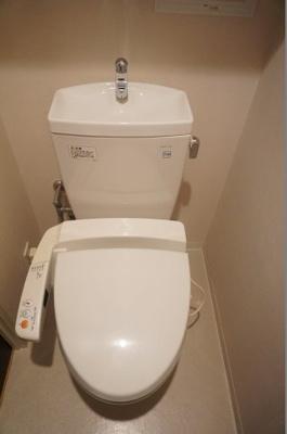 【トイレ】シティハウス大手前