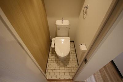 【トイレ】フローレンス甲南町