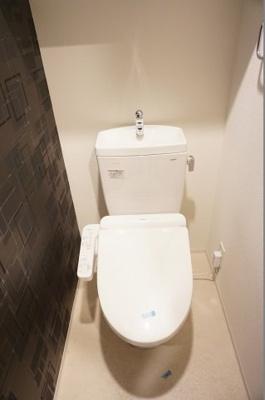 【トイレ】スワンズシティ大阪城北詰