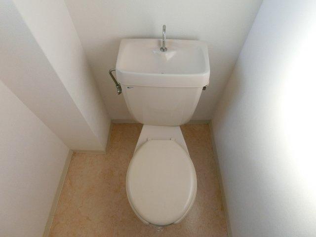 【トイレ】ファミリーコーポ西今川