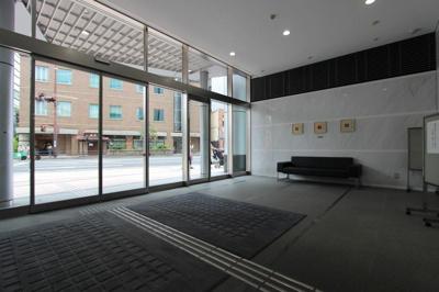 【エントランス】HF仙台本町ビルディング