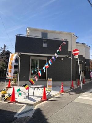 【外観】池田市鉢塚2丁目5区画E号地