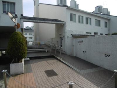 【外観】パークハイム杉並G棟(賃貸中)