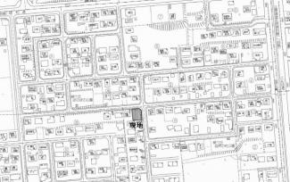 【地図】緑ヶ丘2丁目 売土地
