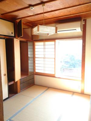 【和室】鳥取市茶町中古戸建