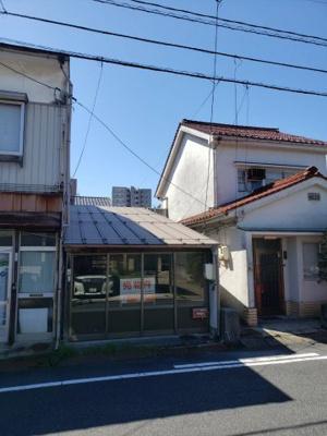 【外観】鳥取市茶町中古戸建て