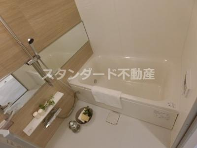 【浴室】プレジオ天満