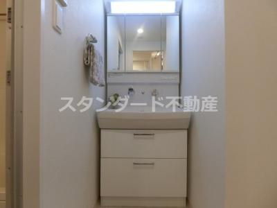 【独立洗面台】プレジオ天満