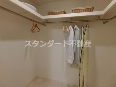 【収納】プレジオ天満