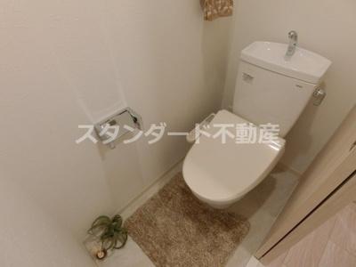 【トイレ】プレジオ天満