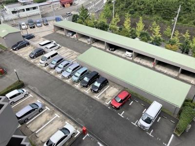 【駐車場】ルネ神戸北町Ⅰ