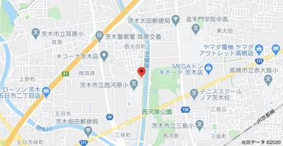 【地図】グッドリバーB