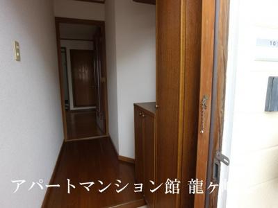 【収納】シャルマンメゾンB