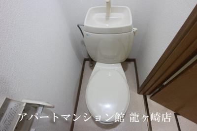 【トイレ】シャルマンメゾンB