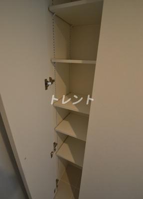 【玄関】パークスクエア笹塚