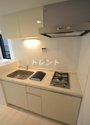【キッチン】パークスクエア笹塚