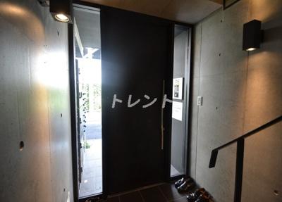 【エントランス】パークスクエア笹塚
