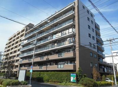 【外観】ライオンズマンション新小岩中央 6階 80.60㎡ 角 部屋