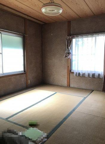 2階北西和室です。