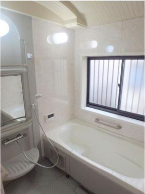 【浴室】藤沢市善行2丁目 戸建