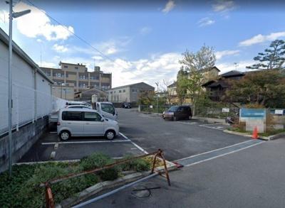 【外観】池田市住吉つるはら駐車場