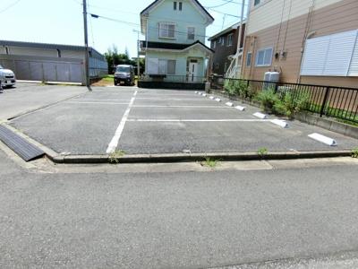 【駐車場】ベアハウス