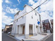 【外観】【新築戸建】堺市西区浜寺元町 B号棟